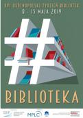 XVI Ogólnopolski Tydzień Bibliotek - Dzień Bibliotekarza