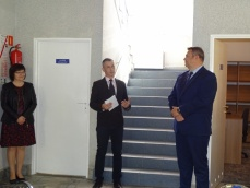 Otwarcie Bieszczadzkiego Multimedialnego Centrum Edukacji Regionalnej