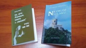 Książki prof. Stanisława Grodziskiego w naszej Bibliotece