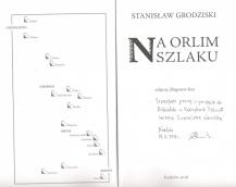 Zmarł prof. Stanisław Grodziski