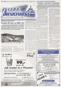 """""""Gazeta Bieszczadzka"""" rocznik 2000 zdigitalizowany"""
