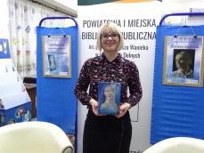 Spotkanie z pisarką Dominiką Wieszczak