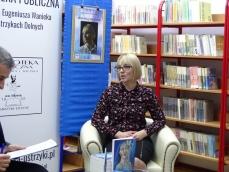 Zapraszamy na spotkanie online z Dominiką Wieszczak