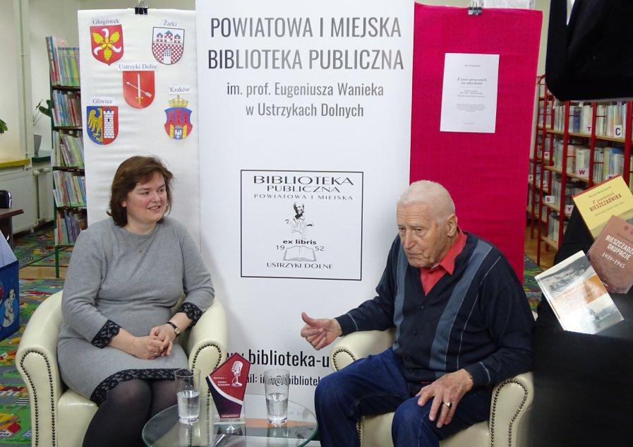 Spotkanie z Witoldem Mołodyńskim