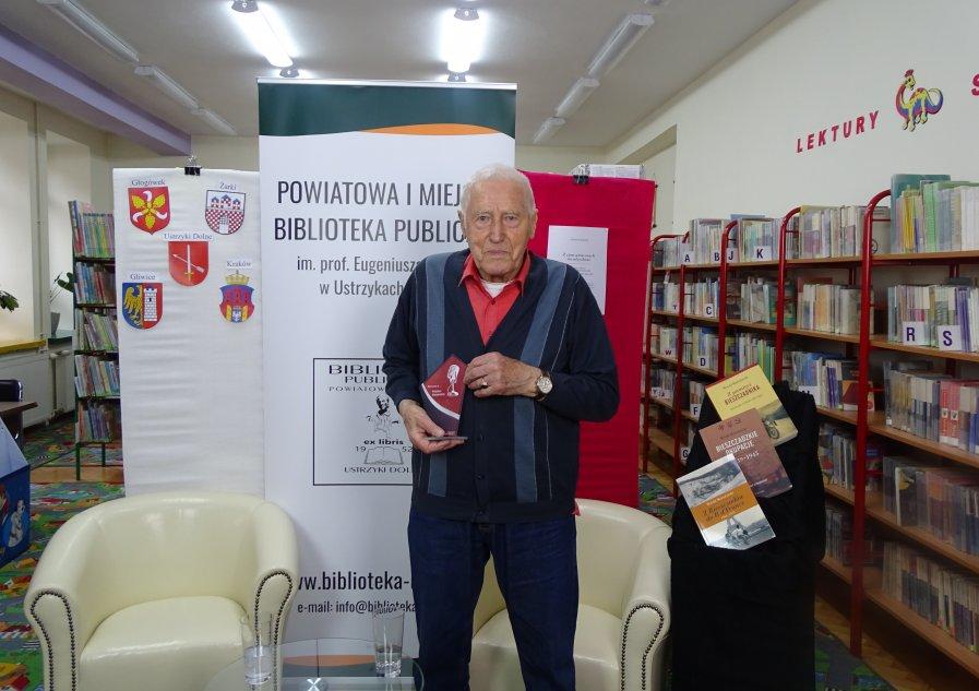 Spotkanie online z Witoldem Mołodyńskim część II