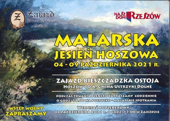 Malarska Jesień Hoszowa